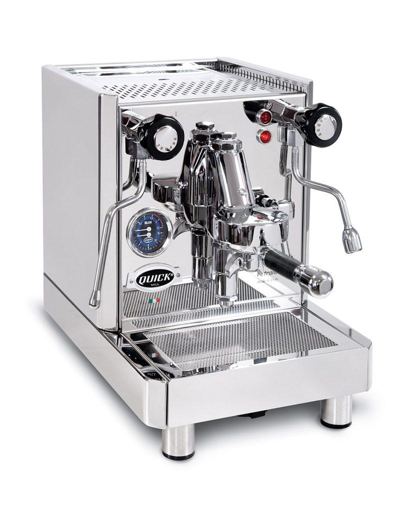 Siebträger Espressomaschine Quickmill Vetrano