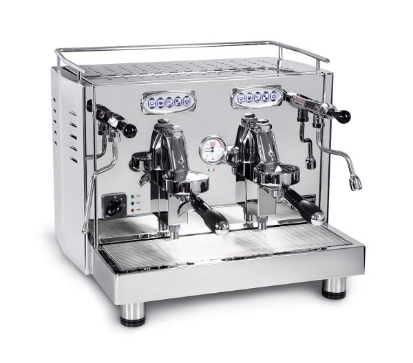 Siebträger Espressomaschine Quickmill 0998 Uragano Compact