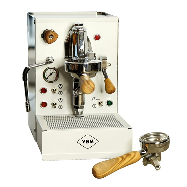Siebträger Espressomaschine VBM Domobar Olive