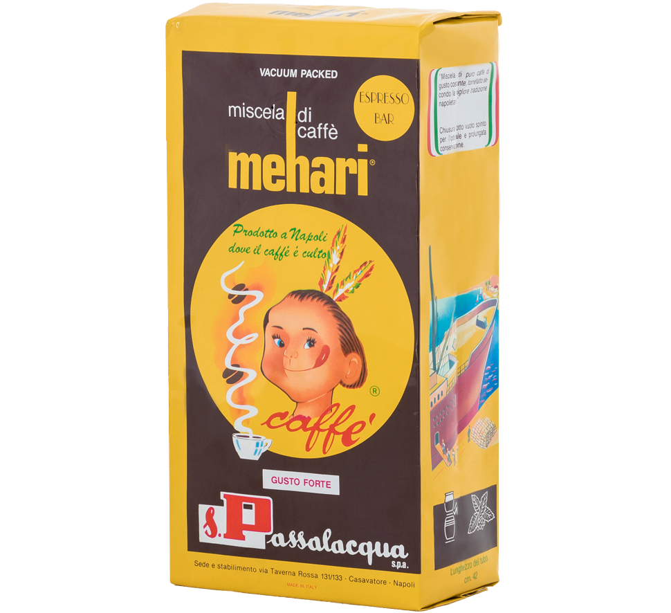 Passalacqua Mehari, Bohnen