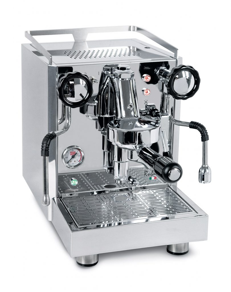 Siebträger Espressomaschine Quickmill Rubino
