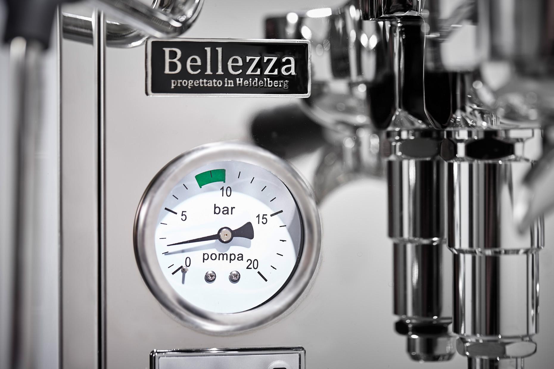 Bellezza Inizio V Espressomaschine PID