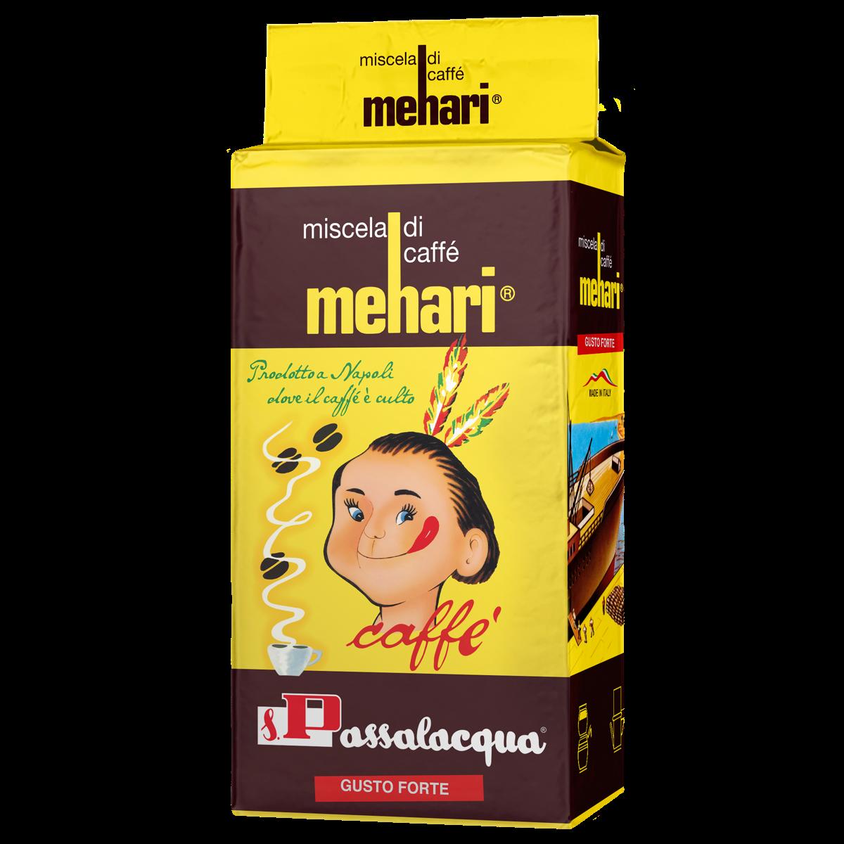 Passalacqua Mehari, gemahlen