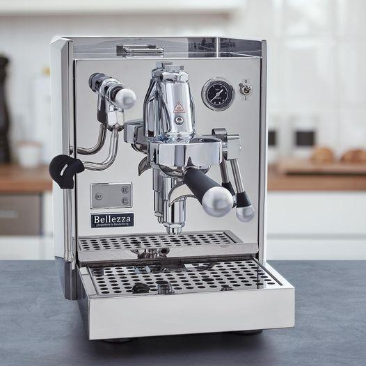 Siebträger Espressomaschine Bellezza Chiara Leva