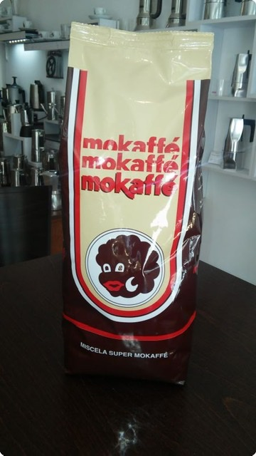 Moka1 von Quarta, Bohnen