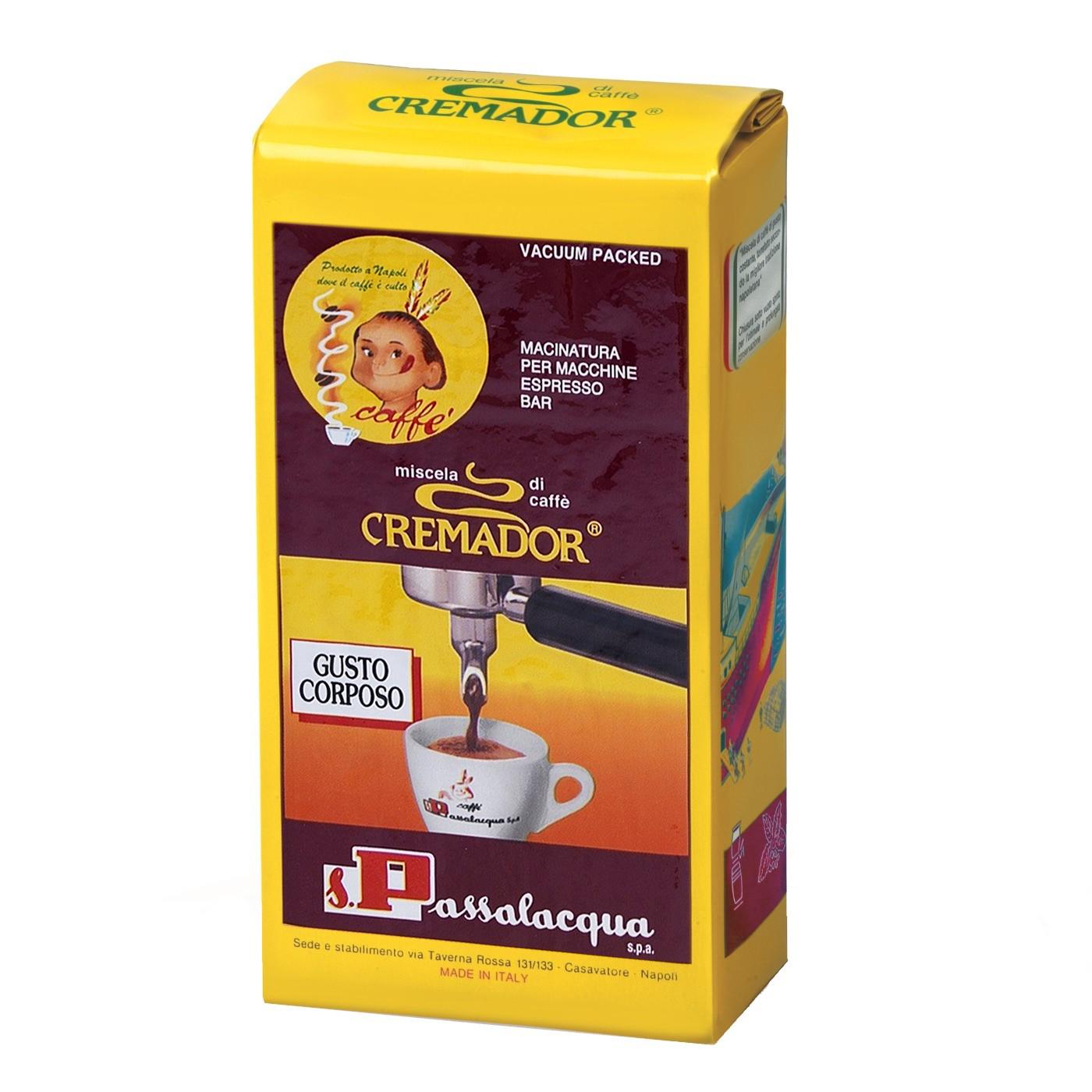 Passalacqua Cremador E, gemahlen