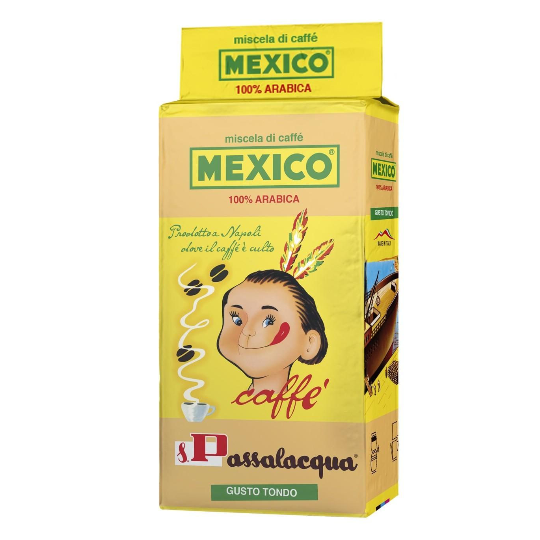 Passalacqua Mexico, gemahlen