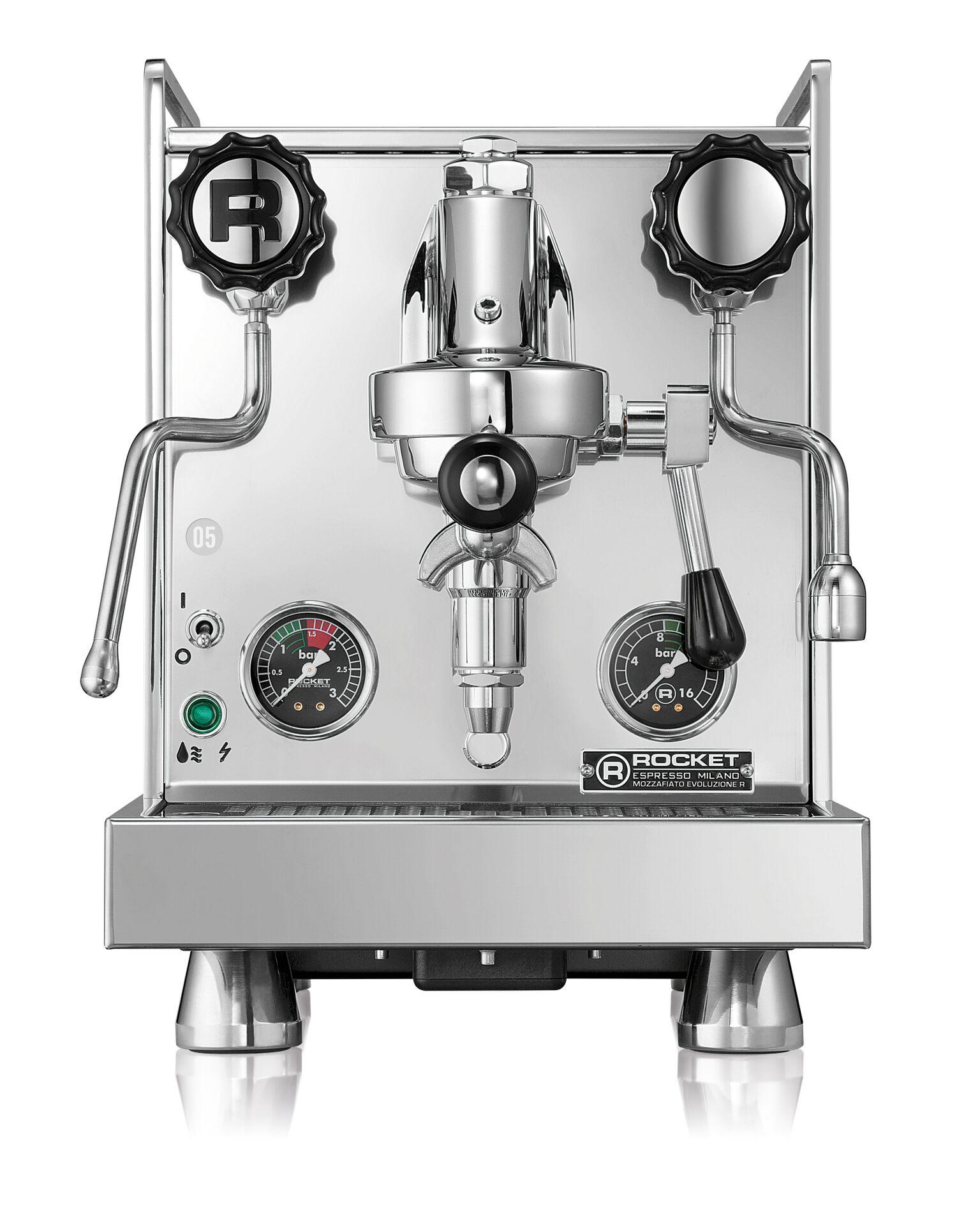 Siebträger Espressomaschine Rocket Mozzafiato Cronometro