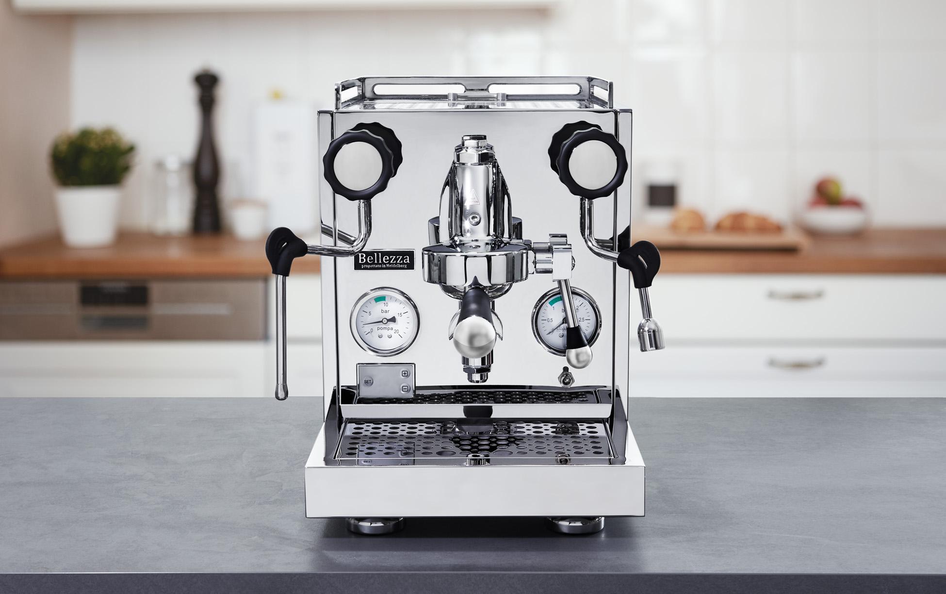 Siebträger Espressomaschine Bellezza Inizio