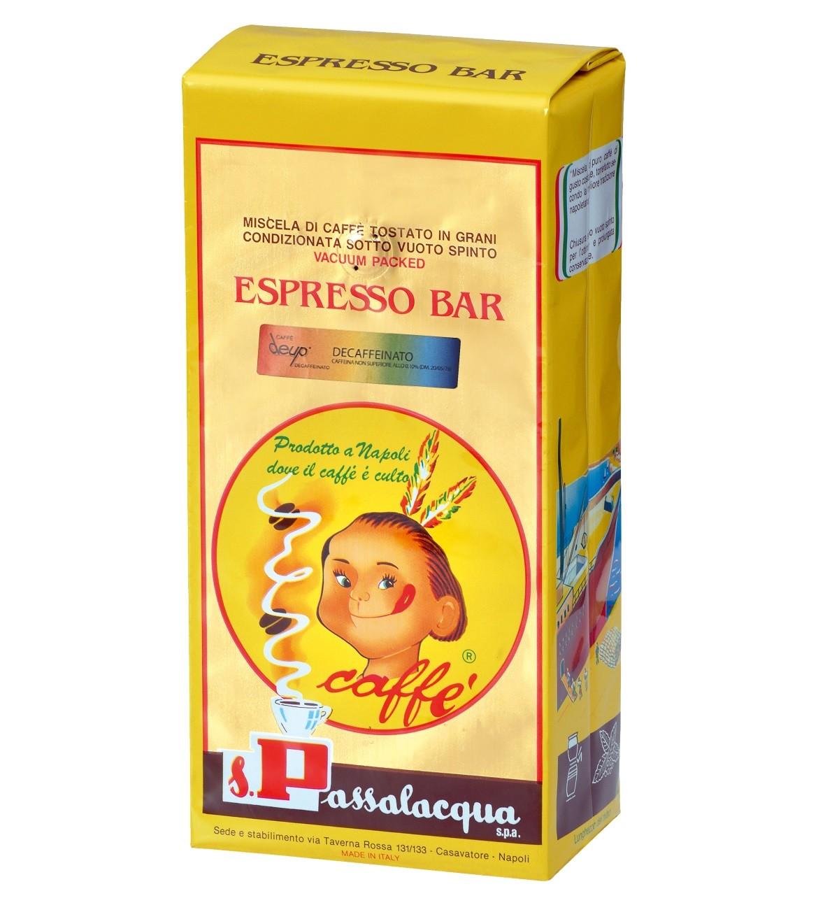 Passalacqua Deup, Bohnen, entkoffeiniert