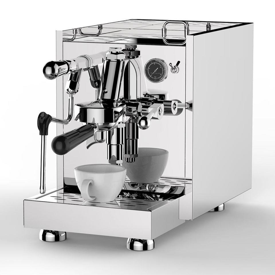 Siebträger Espressomaschine Bellezza Chiara