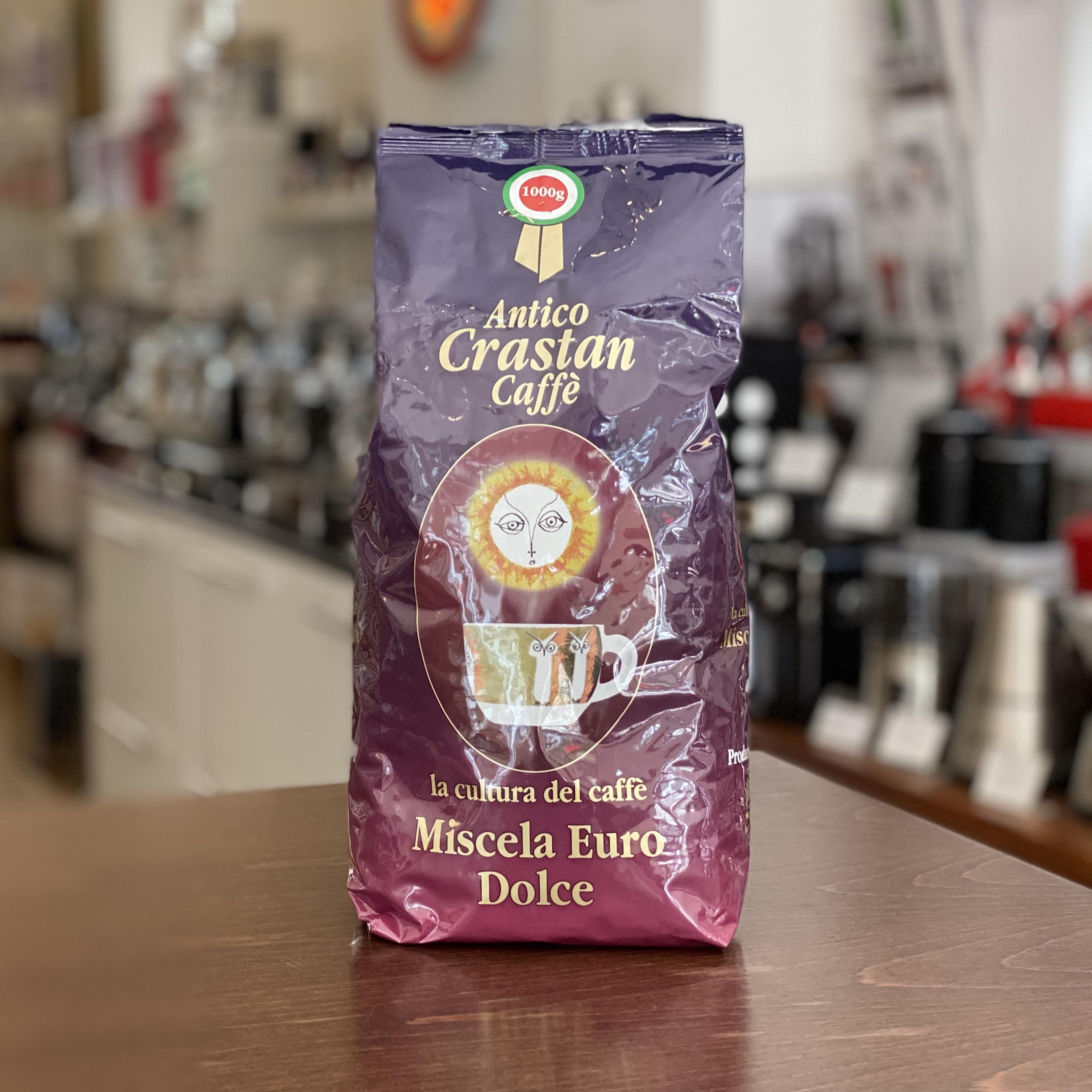 Crastan Caffé Euro Dolce