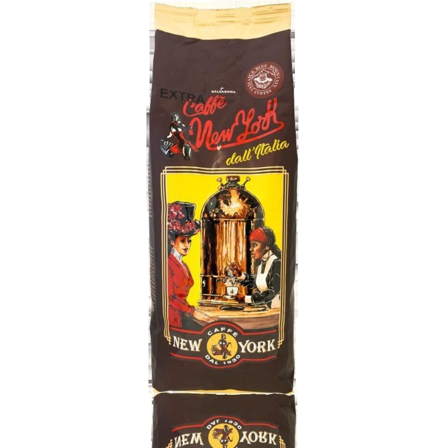 New York Caffè Extra, Bohne