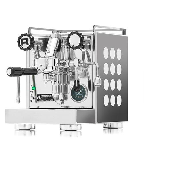 Siebträger Espressomaschine Rocket Appartamento White
