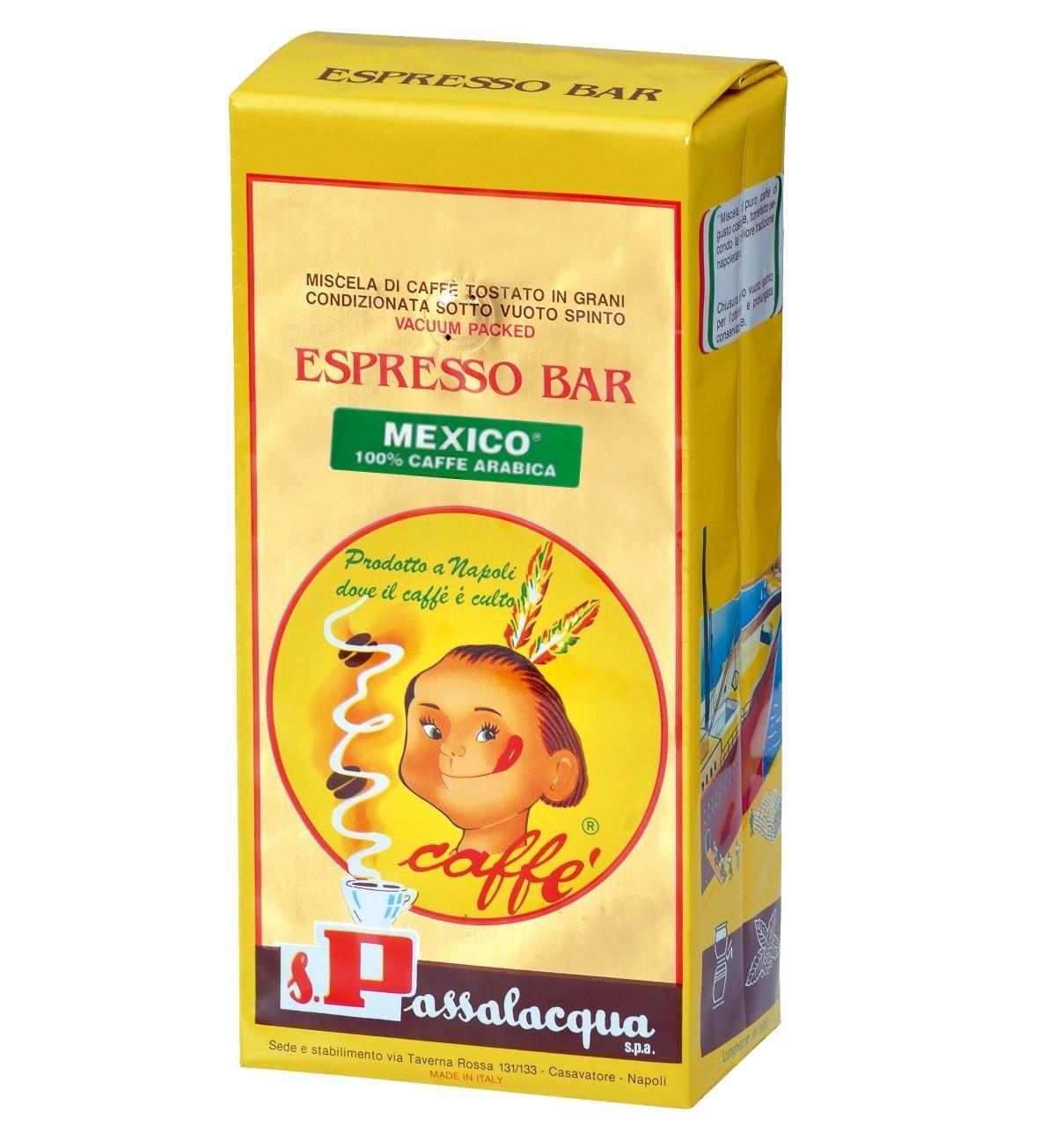Passalacqua Mexico, Bohnen