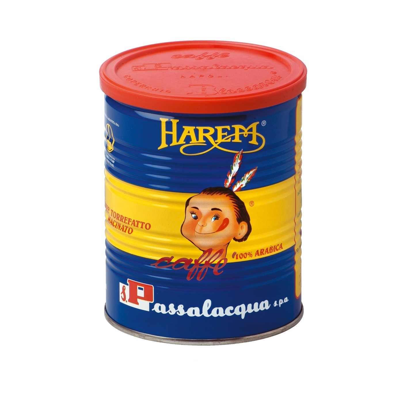 Passalacqua Harem, gemahlen