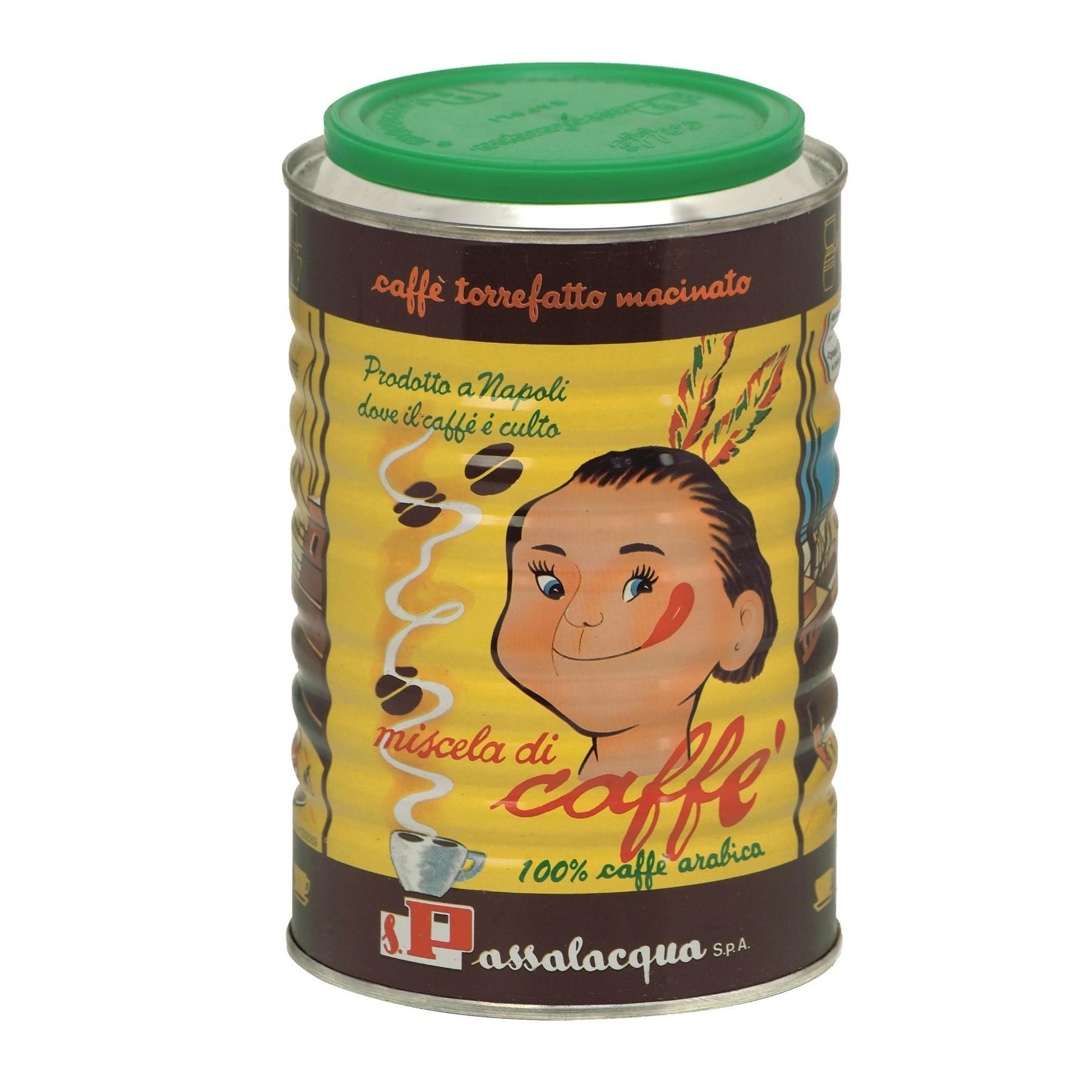 Passalacqua México, gemahlen, 500g