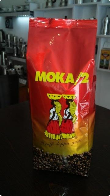 Moka2 von Quarta, Bohnen