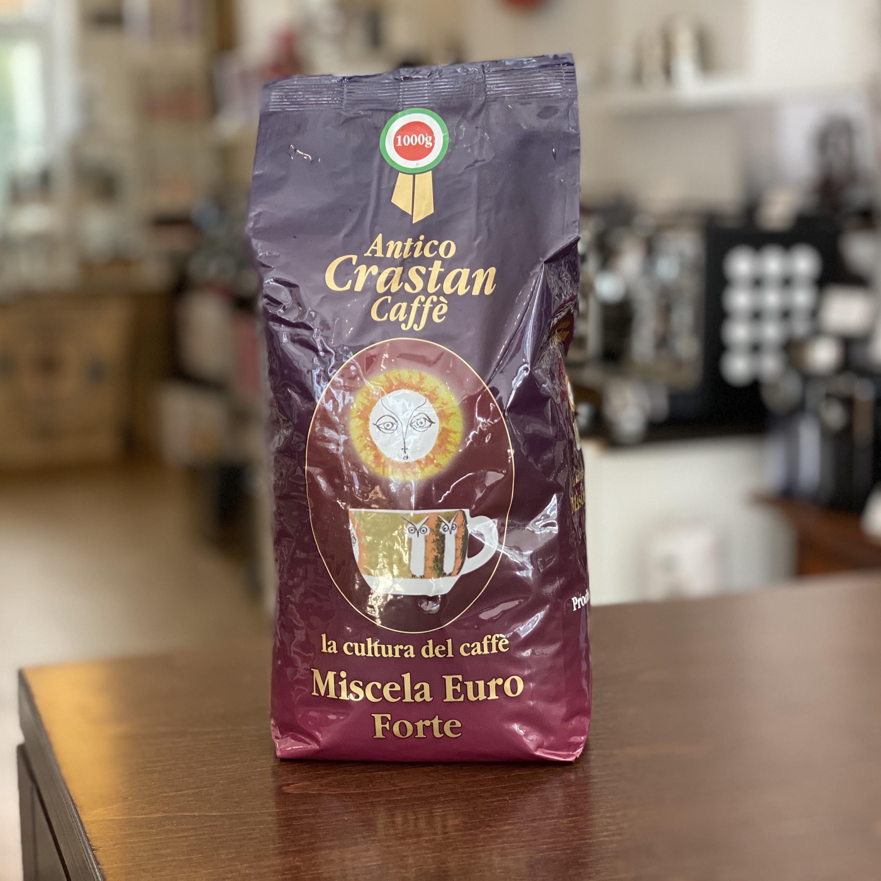 Crastan Caffé Euro Forte