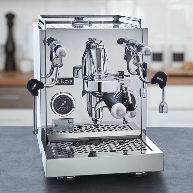 Siebträger Espressomaschine Belleza Inizio