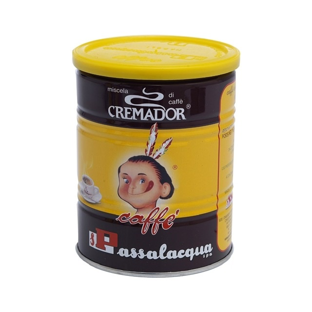 Passalacqua Cremador, gemahlen